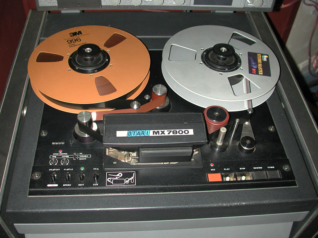 Otari MX-7800 Tape Deck