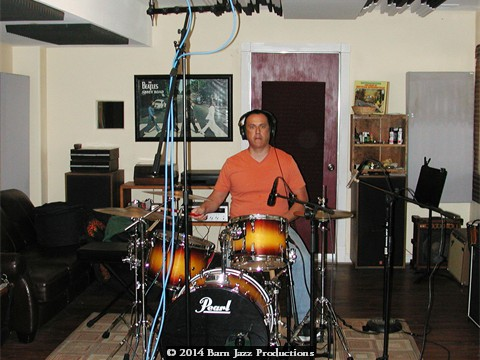 Gabe Perez on Drums